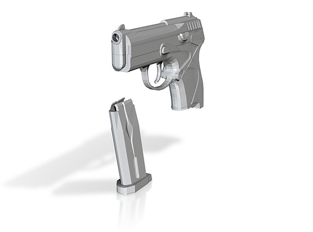 mini 9mm 3d printed