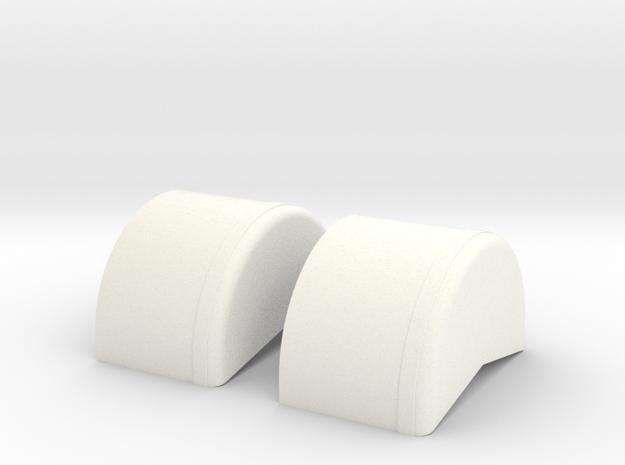 1/25th 40 inch wheel tubs 3d printed