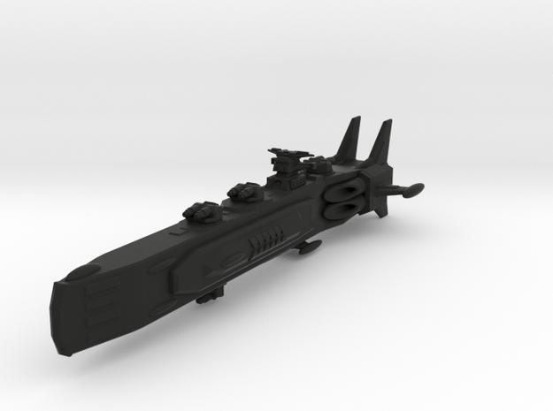 Shadow Rift Mechanized Empire Battleship 3d printed
