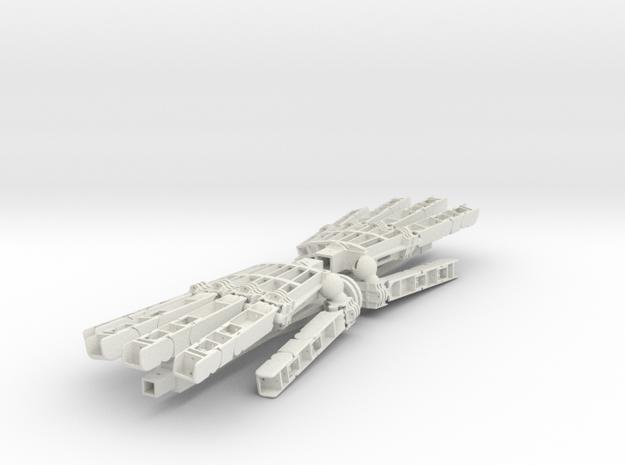 Anthromod Mk 2 Hand Pair in White Natural Versatile Plastic