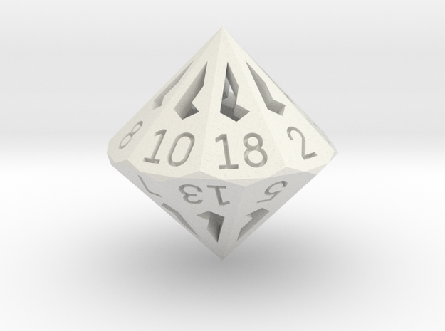 18 Sided Die - Regular