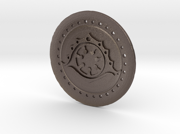 The Chroniclers Coin 3d printed