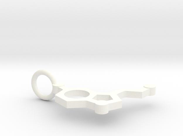 Serotonin 3d printed