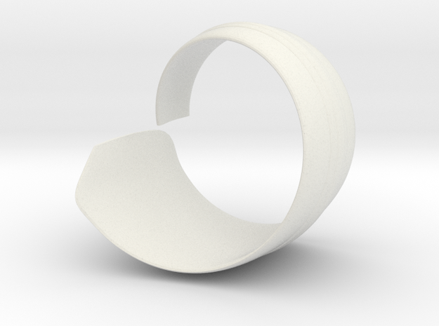 Spiral1 size8 3d printed