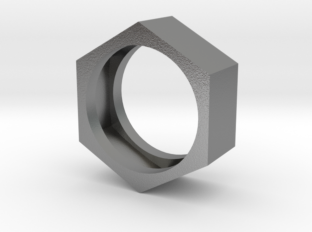screw ring size 9,1/4 3d printed