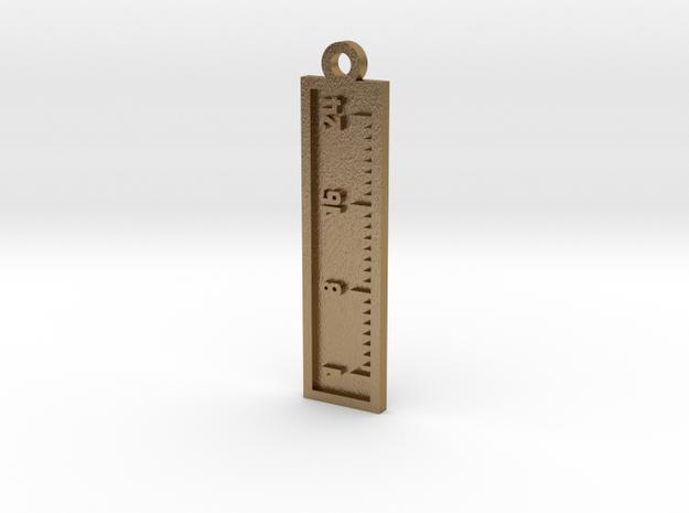 24 Inch Gauge 3d printed
