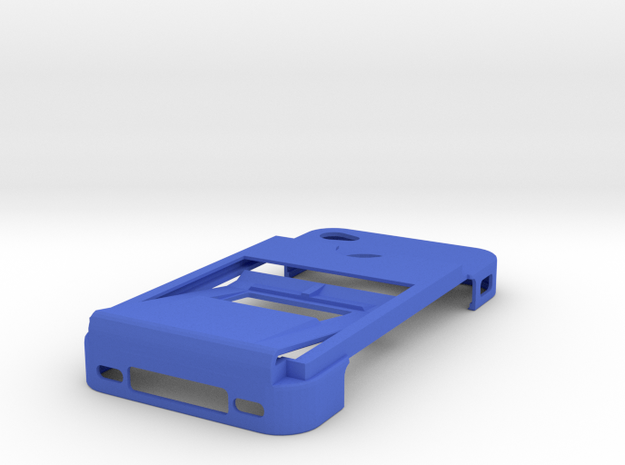 Ultimate Minimalistic Case with bottle opener 3d printed