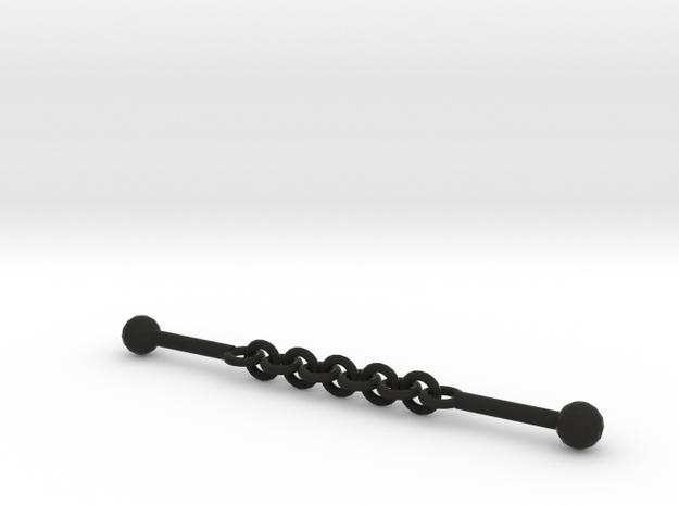 Nunchuck Ball & Chain 3d printed