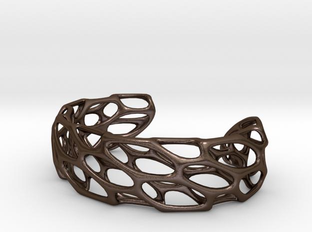 Porous Cuff (sz M/L) 3d printed