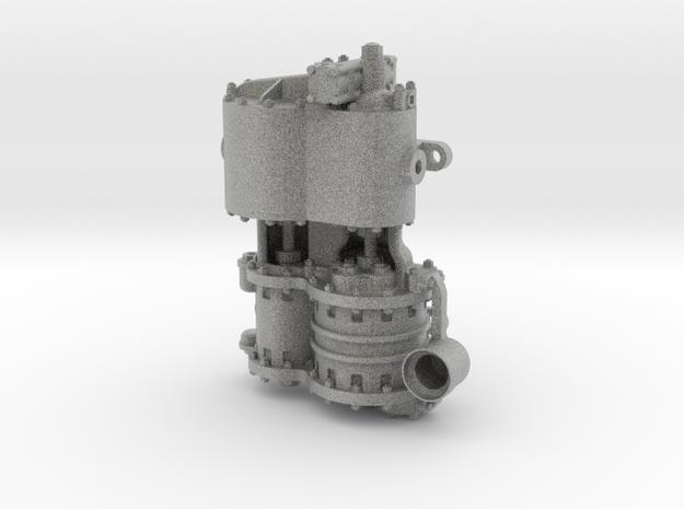 Westinghouse CC 1.0 Intake 3d printed