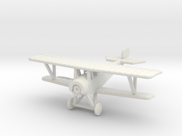 1/200th Nieuport 10 Two Seater 3d printed