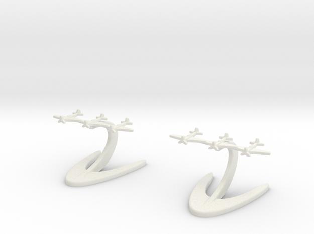 Yakovlev Yak-9 in White Natural Versatile Plastic