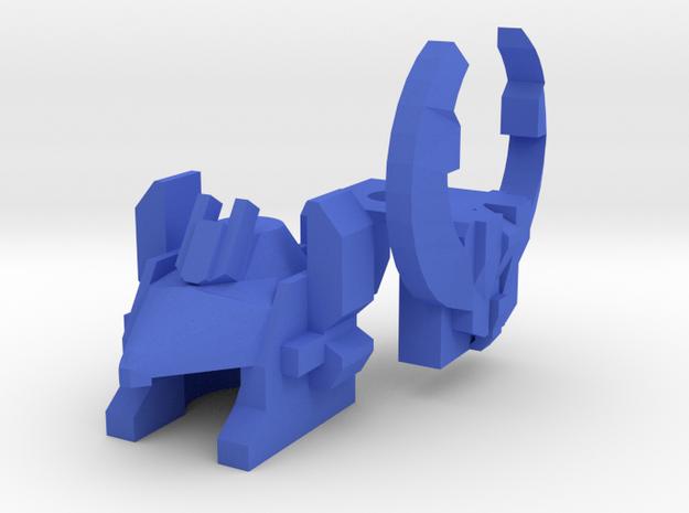 Necro Lizard Bot Set (no wings) 3d printed