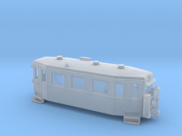T6 / T7 der MEG mit Imbert-Holzgas-Anlage (1:87) 3d printed