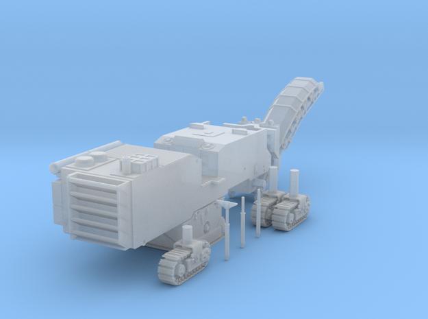 N Scale Road Milling Machine by ScimDIA