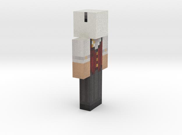 12cm | littlebigbrick 3d printed