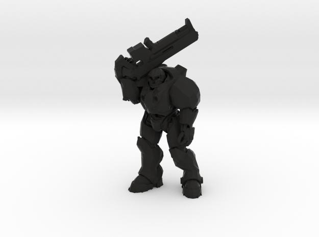 20mm Marine - War Pig  3d printed