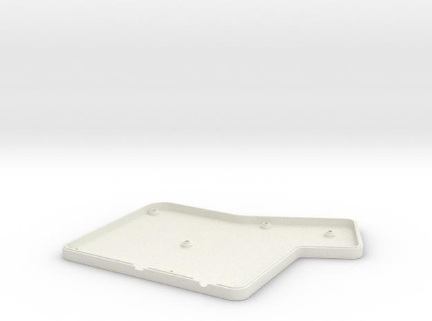 ErgoDox Bottom Right Case (flat)