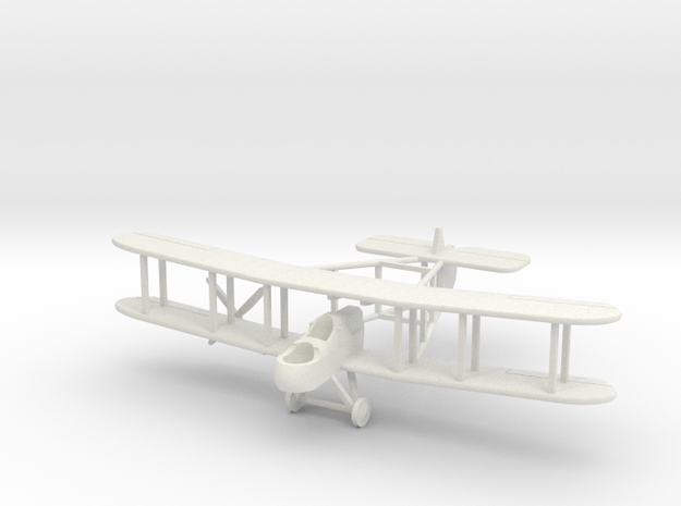 1/200th RAF F.E.2.B 3d printed