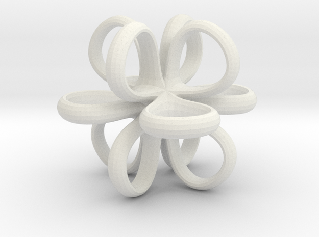 1 Inch Loop Cube Smooth