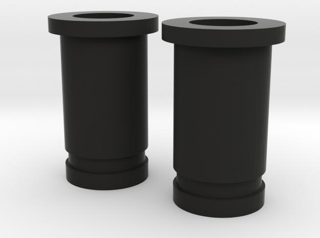 Circular Plug Hollow - 4 Gauge 3d printed