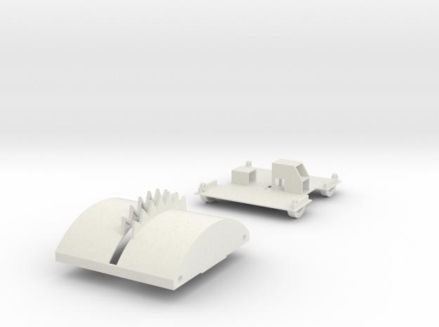 killachav7 in White Natural Versatile Plastic