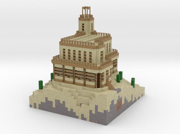 Sand Castle test