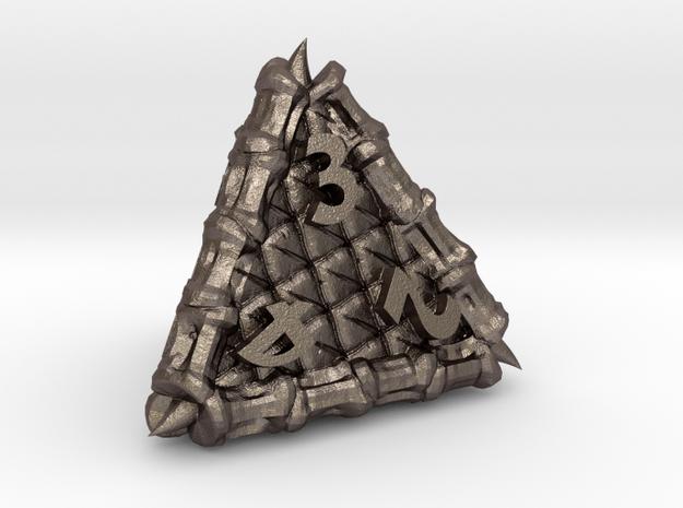 Dragon d4 3d printed