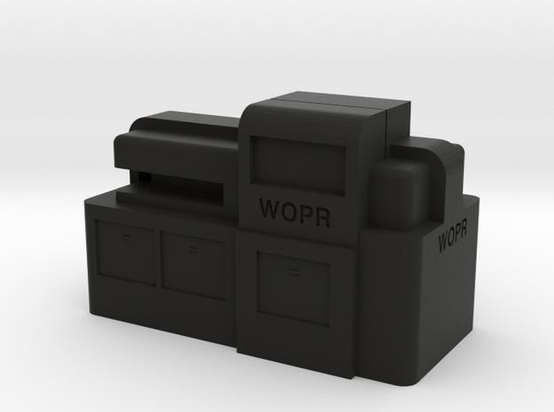 WOPR Computer, Large 3d printed