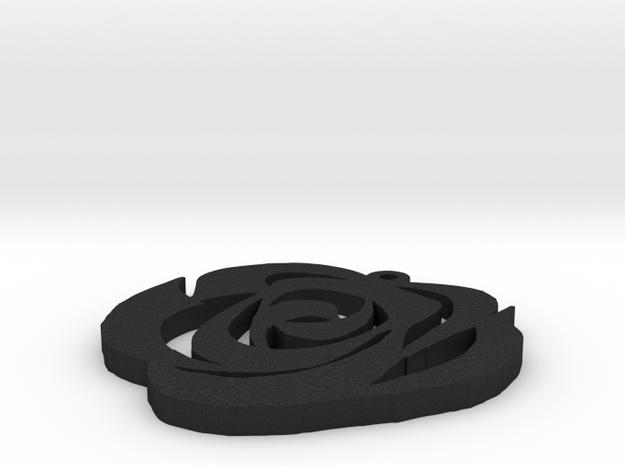 rose ver 2 3d printed