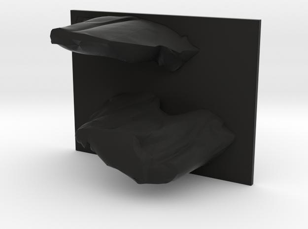 La Roca desde max (repaired) (repaired)x3d 3d printed