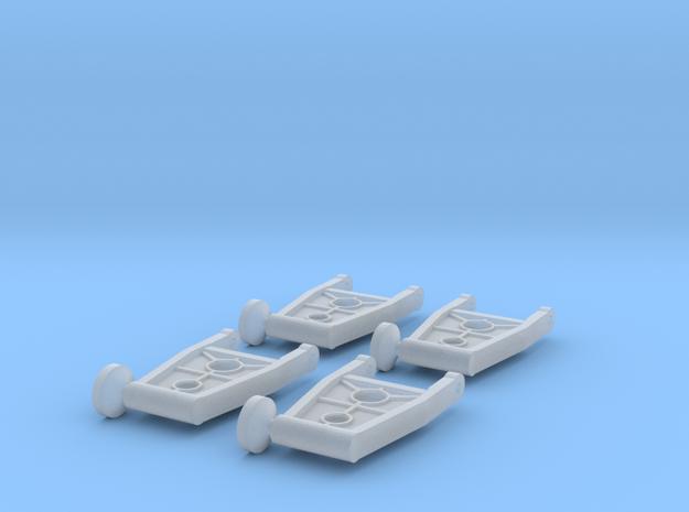 TT Persvet Crane supports 3d printed