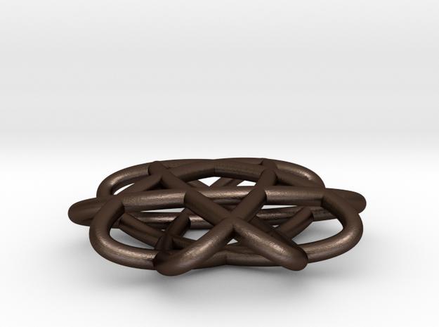 Star Award – Pendant 3d printed
