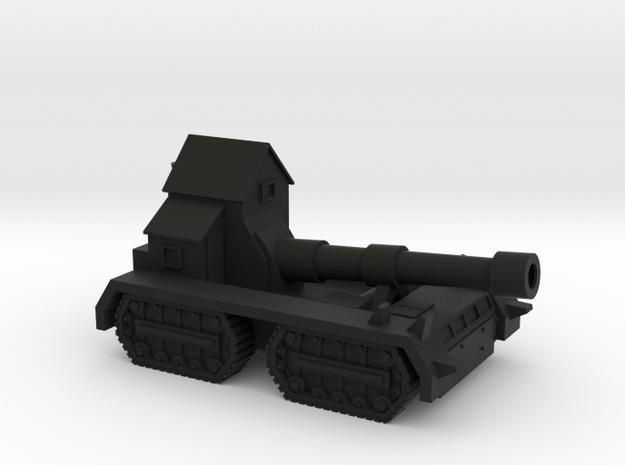 15mm Greenskin BFKannon Wagon (x1) 3d printed