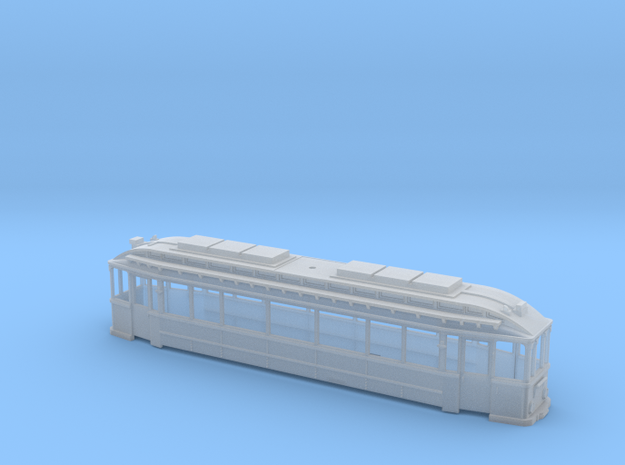 Chassis SRS TW 34 in Smooth Fine Detail Plastic