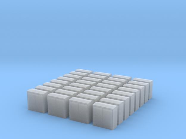 06.004.011Schaltkasten BB1400 alt 32fach  in Smooth Fine Detail Plastic