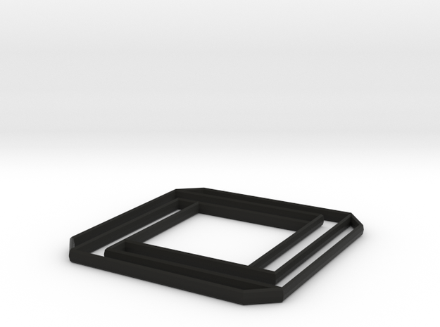 Impossible tetrabar 3d printed