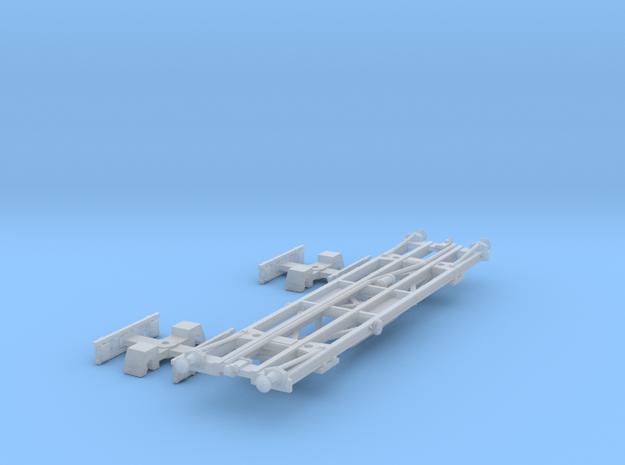 PBR 129Q(HO/1:87 Scale) 3d printed