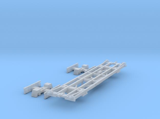 PBR 129Q V2(HO/1:87 Scale) 3d printed