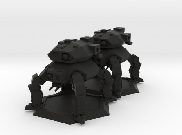 WHAM- Bandersnatch x2 (1/160th) 3d printed