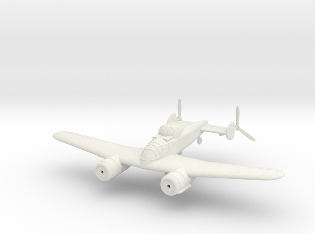 1/144 Bristol F.11/37 (wheels optional) 3d printed