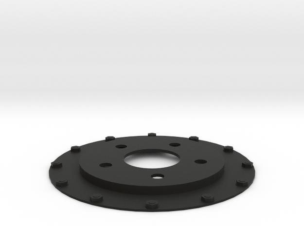 brake disk part 1 (repaired) 3d printed