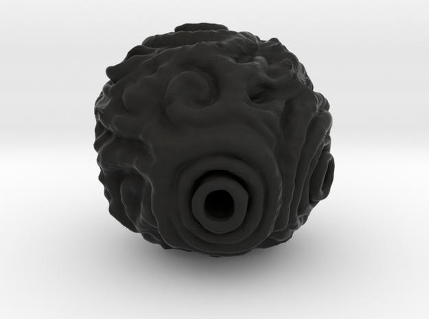 Orifisphere 4cm 3d printed