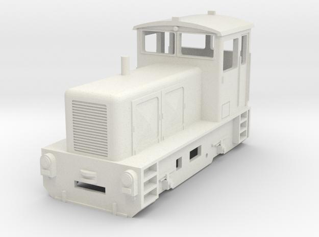 Essen (EVAG) Diesellok neue Lampen 3d printed