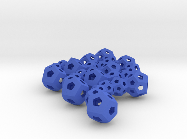 30-Cell Puzzle 3d printed