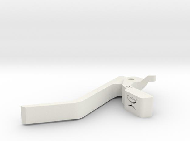 "SmartParts Vibe/GOG Envy ""Switch"" in White Natural Versatile Plastic"