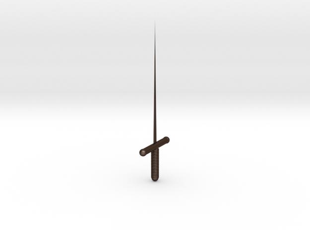 My Sword 3d printed