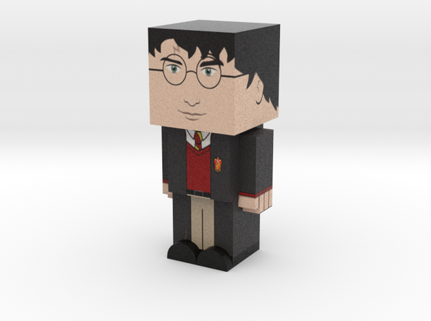Harry Potter in Full Color Sandstone