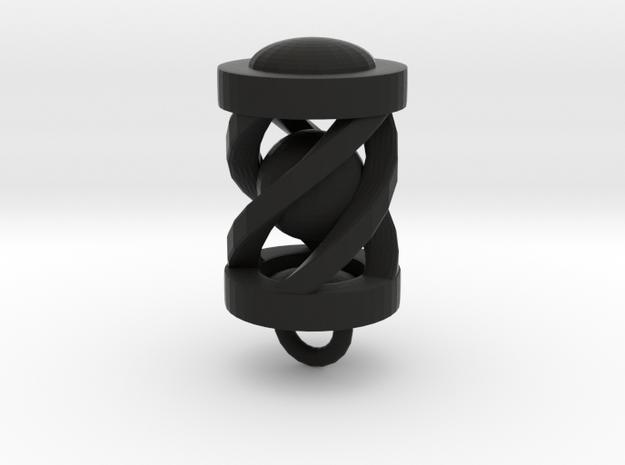 "Necklace ""Eternal Light"" *medium* 3d printed"