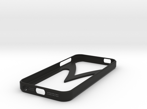 iPhone 5 case MV 3d printed